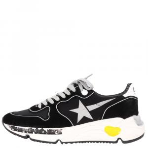 Golden Goose Black Running Sole Sneakers Size EU 41