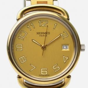 Hermes Arceau SS Unisex Wristwatch