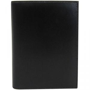 Hermes Black Leather Case