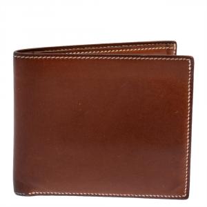 Hermes Fauve Barenia Leather MC² Copernic Wallet