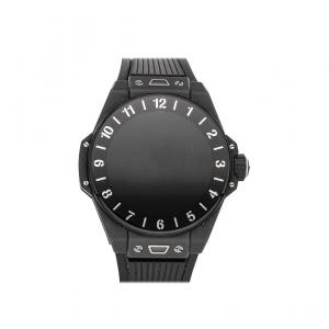 Hublot Black Ceramic Big Bang E 440.CI.1100.RX Men's Wristwatch 42 MM