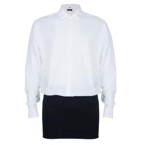 Jean Paul Gaultier Mens White Shirt L