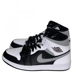 Nike Jordan 1 Mid White Shadow Size EU 43