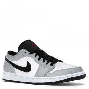 Nike Jordan 1 Low Light Smoke Grey Size 42.5 (US 9)