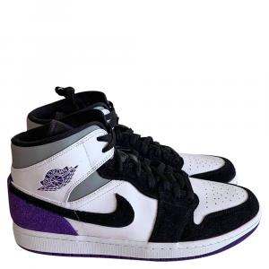 Nike Jordan 1 Mid Union Purple Size 44.5 (US 10.5)