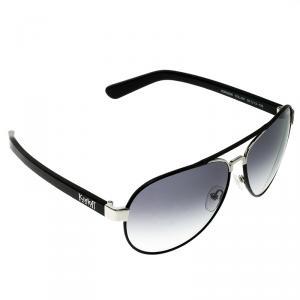 نظارة شمسية أفياتورز كورلوف KOR2036 سوداء/سوداء متدرجة
