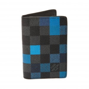 Louis Vuitton Damier Graphite Pixel Pocket Organizer