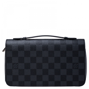 Louis Vuitton Damier Graphite Canvas Zippy XL Wallet