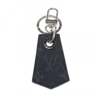 Louis Vuitton Monogram Eclipse Canvas Enchappe Key Holder