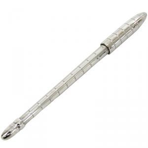 Louis Vuitton Silver Tone Agenda Ballpoint Pen