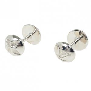 Louis Vuitton Silver Cufflinks