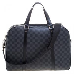 Louis Vuitton Damier Graphite Canvas Porte Documents Voyage GM Bag
