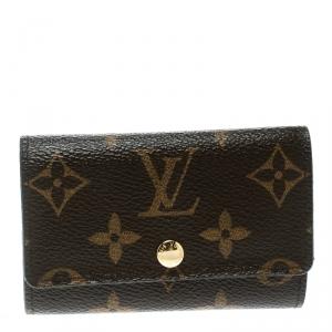 Louis Vuitton Monogram Canvas 6 Key Holder