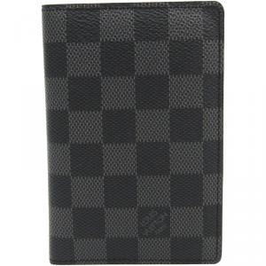 Louis Vuitton Damier Graphite Canvas Wallet