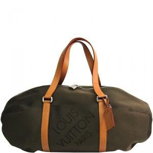 Louis Vuitton Earth Damier Geant Attaquant Duffel Bag