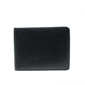 Louis Vuitton Black Damier Infini Leather Multiple Wallet