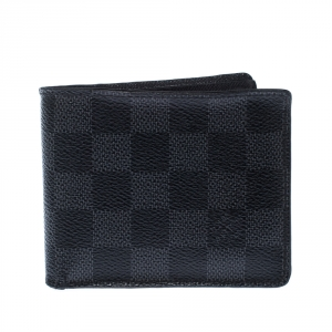 Louis Vuitton Damier Graphite Canvas Slender Wallet