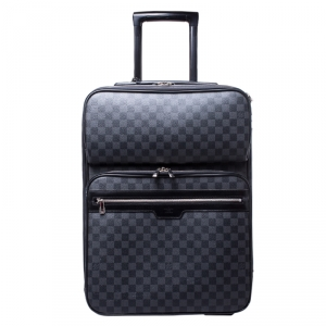 Louis Vuitton Damier Graphite Business Pegase Trolley 55