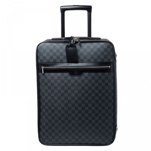 Louis Vuitton Damier Graphite Canvas Pegase 55 Luggage