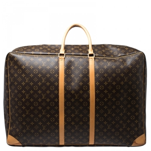 Louis Vuitton Monogram Canvas Sirius 70 Suitcase
