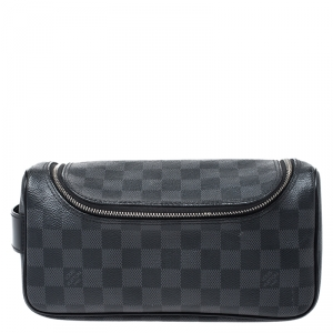 Louis Vuitton Damier Graphite Canvas Toiletry Pouch