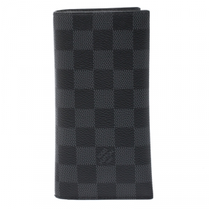 Louis Vuitton Damier Graphite Canvas Organizer 16CC Wallet