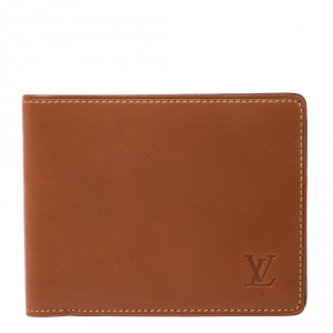 Louis Vuitton  Leather Nomad Bifold Wallet