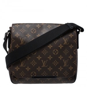 Louis Vuitton Monogram Canvas District PM Bag