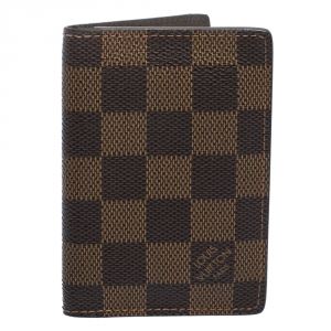 Louis Vuitton Damier Canvas Bifold Card Holder