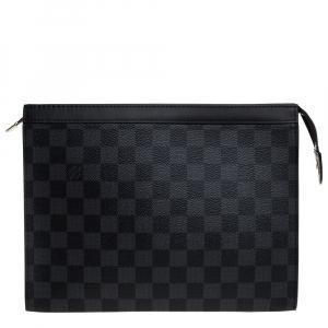 Louis Vuitton Damier Graphite Pochette Voyage MM