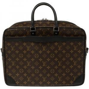 Louis Vuitton Monogram Canvas Porte Documents Voyage Briefcase GM Bag