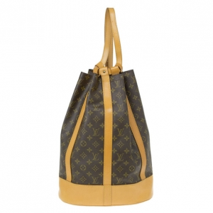 Louis Vuitton Monogram Canvas Randonnee GM