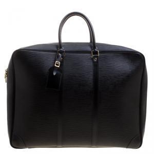 Louis Vuitton Black Epi Leather Sirius Luggage