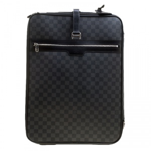 Louis Vuitton Damier Graphite Canvas Pegase 55 Luggage