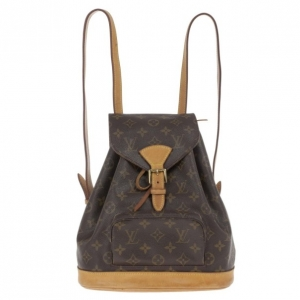 Louis Vuitton Monogram Canvas Montsouris MM Backpack