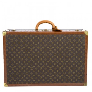 Louis Vuitton Monogram Canvas Bisten 70 Hardsided Suitcase