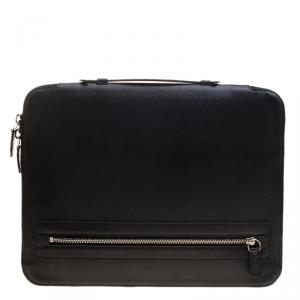 Louis Vuitton Ardoise Taiga Leather Vladimir Business Portfolio
