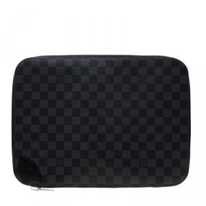 Louis Vuitton Damier Graphite Canvas Horizon Laptop Sleeve