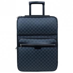 Louis Vuitton Damier Graphite Business Pegase Trolley 55