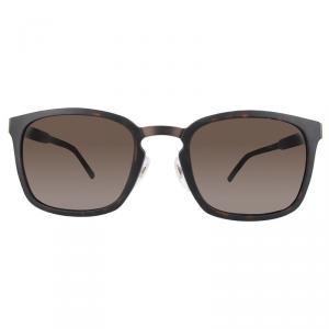 Mont Blanc Dark Havana/Brown MB591SF Wayfarer Sunglasses