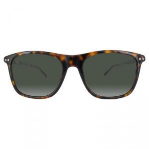 Mont Blanc Havana MB600SF Wayfarer Sunglasses