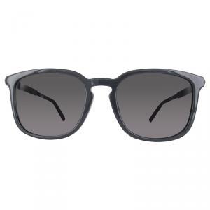 Mont Blanc Grey/Smoke MB586SF Wayfarer Sunglasses