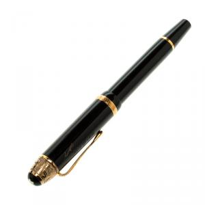 Montblanc The Writers Edition Voltaire Limited Edition 1995 Fountain Pen, 18k Gold Nib