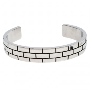 Montblanc Signature for Good Stainless Steel Cuff Bracelet