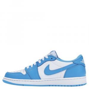 Nike Jordan 1 UNC Low Shoe Size 42.5
