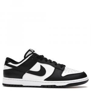 Nike Dunk Low White/Black Sneakers US 7.5 EU 40.5
