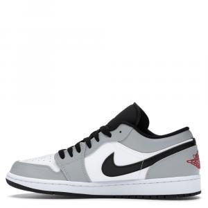 Nike Jordan 1 Low Light Smoke Grey Sneakers Size EU 39 (US 6.5Y)