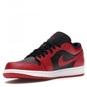 Nike Jordan 1 Low Reverse Bred Sneakers Size EU 42 (US 8.5)
