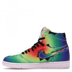 Nike Jordan 1 J Balvin Sneakers Size (US 8) EU 41