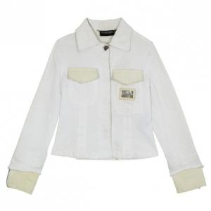 Philipp Plein Black Orchid Limited Edition Swarovski Denim Jacket M